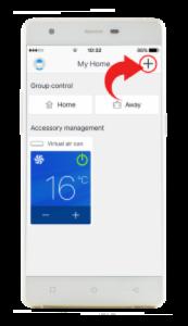 Bora Wifi Setup Instructions | GREE Airconditioning Cyprus